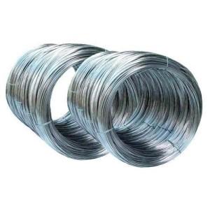 EN 1.4310 302 SUS302 أسلاك الفولاذ المقاوم للصدأ الربيع
