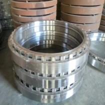 API 6A 4130 75K Hot Forged Alloy Steel Flange