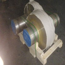 climbing pinion for jacking system of offshore jack-up drilling platform