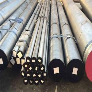 Barra redonda de acero para herramientas de trabajo en frío AISI O2 DIN 1.2842