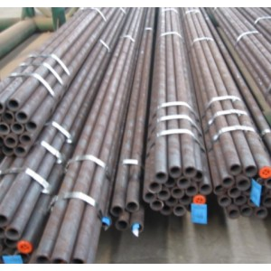 EN BS DIN 28Mn6 1.1170 ASTM 1527 Quenched and Tempered Alloy Steel Hollow Bar