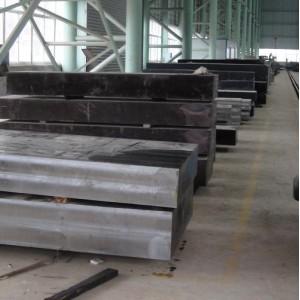 DIN 1.2316 X38CrMo16 Aleación Herramienta de trabajo en frío Molde de acero Barra plana