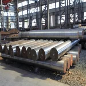 Barra redonda de acero para herramientas de trabajo en caliente AISI H10 DIN 1.2365