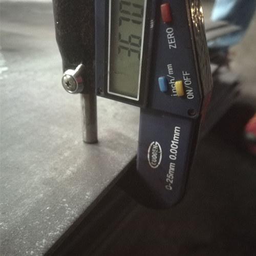 1.3243 M35 HSS ألواح الصلب عالية السرعة ورقة الصلب