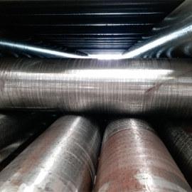 DIN 1.6510 قضبان الصلب المروية والمخففة