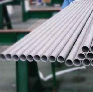 410 SUS410 X10Cr13 1.4008 Martensitic غير القابل للصدأ أنابيب الصلب