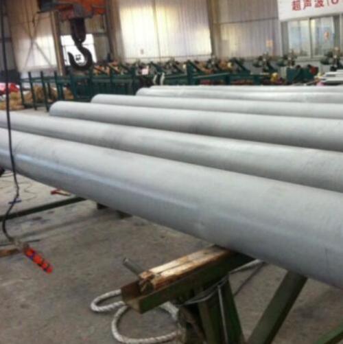630 17-4PH SUS630 1.4542 هطول الأمطار تصلب Martensitic الفولاذ المقاوم للصدأ الأنابيب غير الملحومة