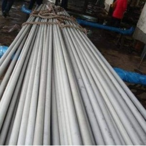 446 S44600 X10CrAlSi25 1.4762 Ferritic Stainless Steel Seamless Pipe