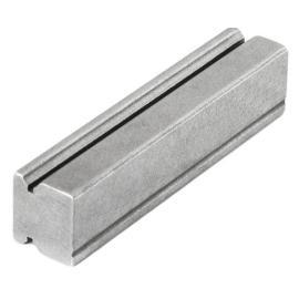 303 1.4305 SUS303 Barra de acero inoxidable de perfil especial para extracción lineal para guía lineal