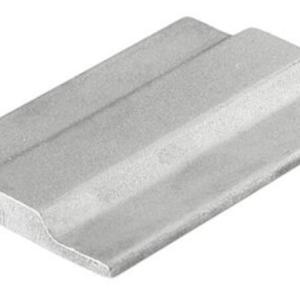 304 1.4301 SUS304 مقطع خاص الباردة مسحوب شريط الفولاذ المقاوم للصدأ لدليل الخطي
