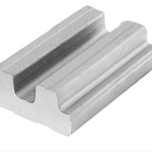 316 1.4401 SUS316 مقطع خاص من الصلب غير القابل للصدأ على البارد ، شريط فولاذي للموجه الخطي