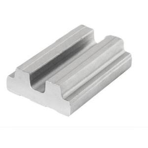 316 1.4401 SUS316 Barra de acero inoxidable de perfil especial para extracción lineal para guía lineal