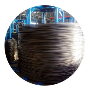 SUP 6 Oil Hardened and Tempered Spring Steel Wires
