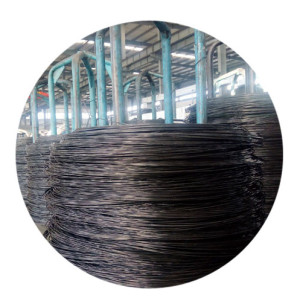 SUP 9A Oil Hardened and Tempered Spring Steel Wires