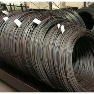 SUP6 Oil Hardened and Tempered Spring Steel Wires