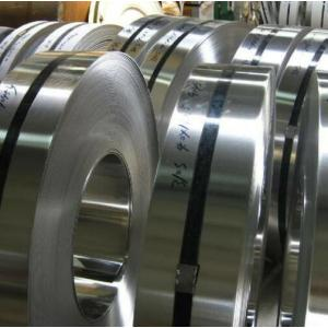 Low Carbon Cold Rolled Steel Strips