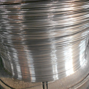 304 أسلاك الفولاذ المقاوم للصدأ الربيع