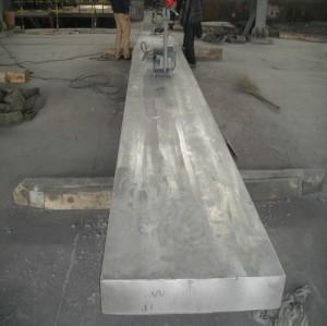 Titanium Alloy Slab Flat Bar