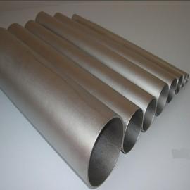 Tubo de aleación de titanio Tubo de titanio