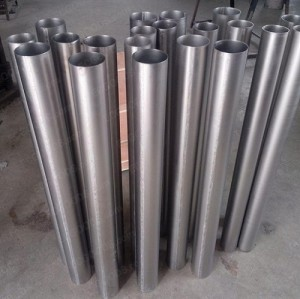 Titanium Alloy Tube Titanium Pipe