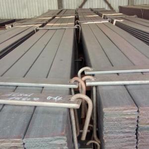 Barra plana de acero laminado en caliente 55Cr3