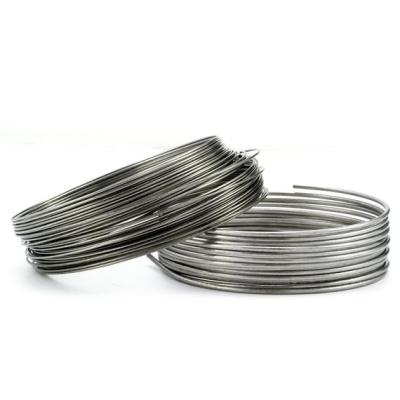 316L أسلاك الفولاذ المقاوم للصدأ الربيع