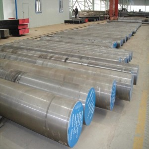 AISI SAE 4145H Forged Alloy Steel Bar