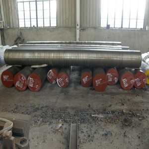AISI SAE 4140 Forged Alloy Steel Bar