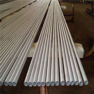 316Ti S31635 1.4571 Stainless Steel Seamless Round Pipe Tube