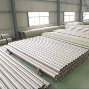1.4539 904L N08904 Stainless Steel Seamless Round Pipe Tube