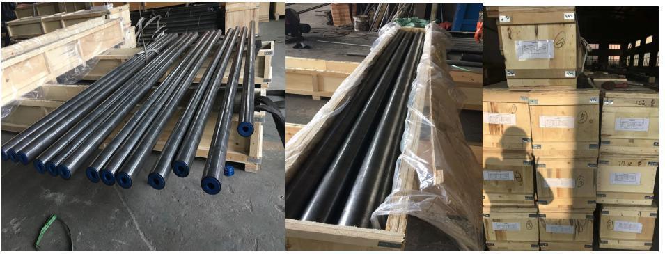 N06255 steel pipe