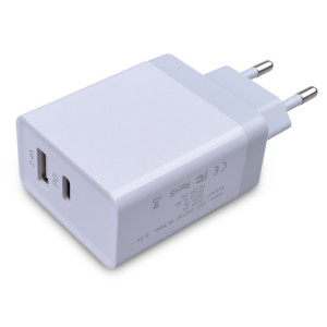 Shangpin portable mobile phone usb PD wall type c charger