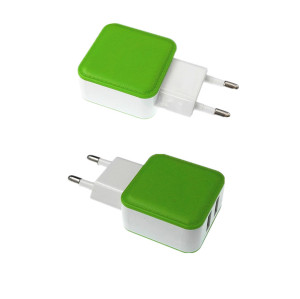 5V/2.4 2-Port USB Travel Plug Power Adapter For iPhone 7/7 plus, 6s/6s plus, Samsung Galaxy S7 S6, HTC, LG, Table, Motorola
