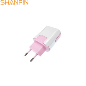Shangpin wholesale phone qc3.0 usb eu wall charger
