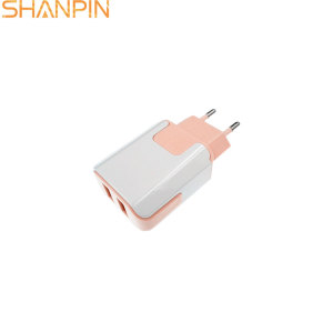 Shangpin portable fast qc3.0 usb wall eu charger