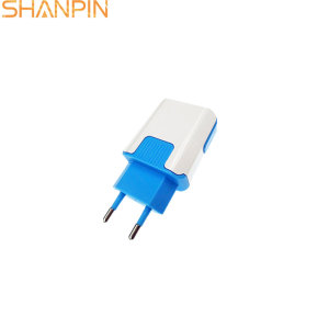 Shangpin factory wholesale travel mobile qc3.0 usb wall eu charger