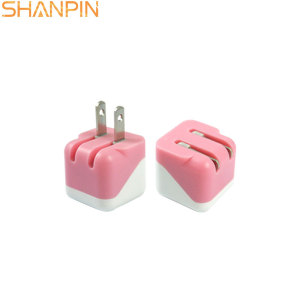 Shangpin portable phone android type c 1000mA usb wall quick charger