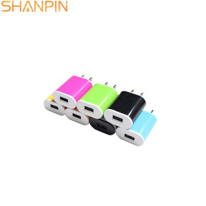 Shangpin custom portable mobile phone wall quick charger usb