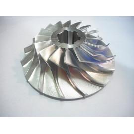 5-Achs-CNC-Bearbeitung und kundenspezifische CNC-Bearbeitung mit Präzisionslaufradteilen