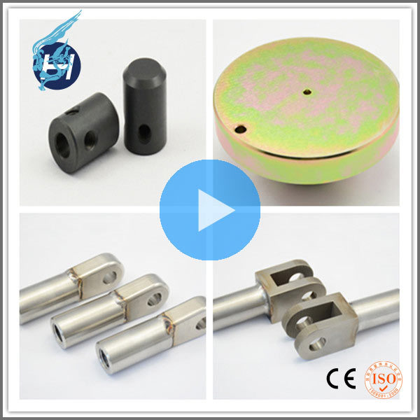 Clear anodizing spare parts for food processing machinery customized cnc machining surface treatment Chinese manufacture OEM service