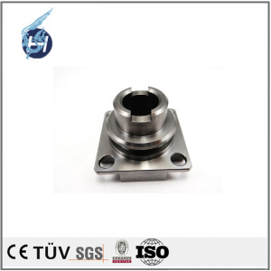 Hot sale stainless steel connecting parts High quality OEM service high precision turning and milling parts packing machine