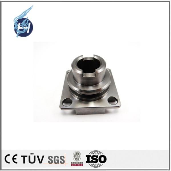 Venta caliente de piezas de conexión de acero inoxidable Servicio OEM de alta calidad de alta precisión de torneado y fresado de piezas de embalaje máquina