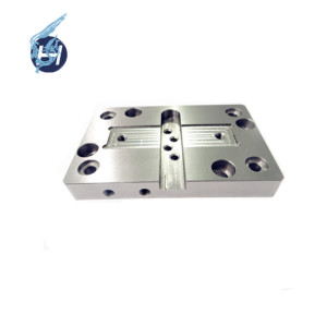 Customized CNC machining service for stainless steel parts