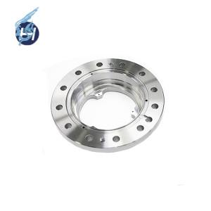 ISO 9001 Proveedor chino de alto grado personalizado servicio de mecanizado de buena calidad de aleación de aluminio 7075/5051/6062 piezas