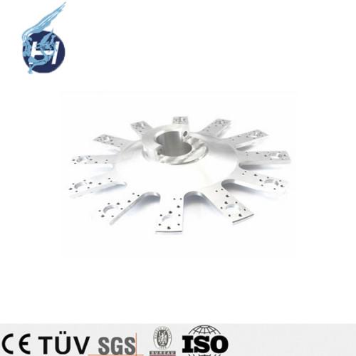 ISO 9001 chinesischer Lieferant hochgradiger kundenspezifischer Bearbeitungsservice guter Qualität Edelstahlteile