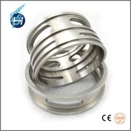 Dalian professionelle hochpräzise Bearbeitungsteile Drehen von Edelstahlteilen hochwertige CNC-Drehmaschinen