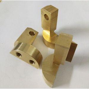 Venta caliente de alto grado personalizado ISO 9001 OEM fabricante de piezas de latón de alta precisión