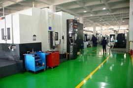 MAZAK double stages 5-axis linkage composite processing machine