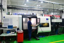 DMG Dual Spindle Five-Axis Turning-Milling Composite Machine