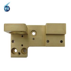 Chinois de haute qualité personnalisé service d'usinage ISO 9001 OEM fabricant de pièces en laiton de cuivre de haute précision